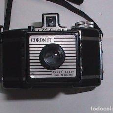 Cámara de fotos - CÁMARA FOTOGRÁFICA CORONET FLASHMASTER.1954. INGLATERRA. - 86751560