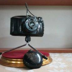 Cámara de fotos: CÁMARA FOTOGRÁFICA FOTEX.CUERPO CON EL OBJETICO ENROSCABLE, INCLUYE TRÍPODE.. Lote 87038030