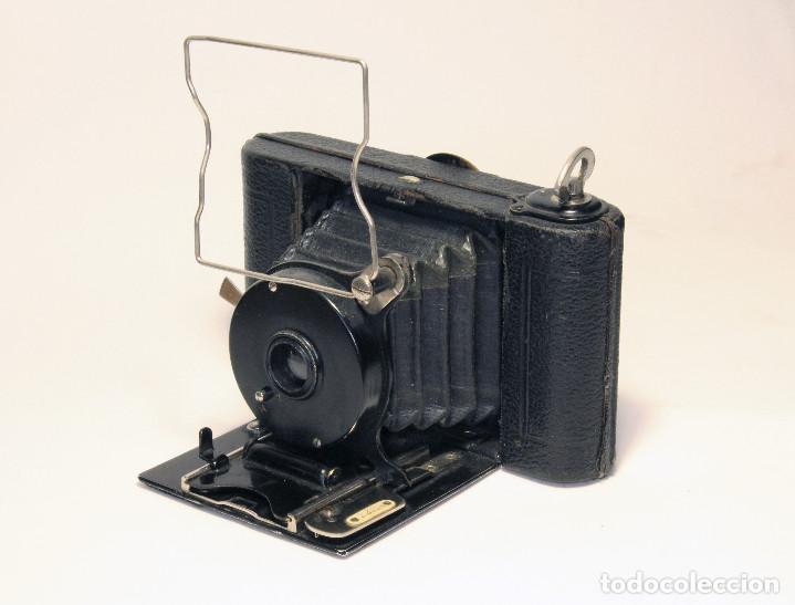 Cámara de fotos: Excelente ICA Alpha 6X6 Alemana, Año 1919 - Foto 3 - 87607220
