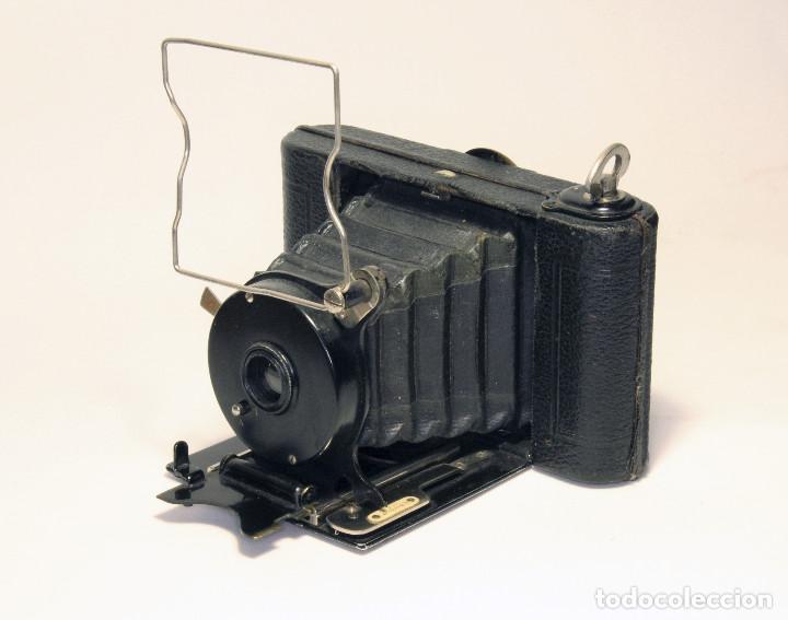 Cámara de fotos: Excelente ICA Alpha 6X6 Alemana, Año 1919 - Foto 4 - 87607220