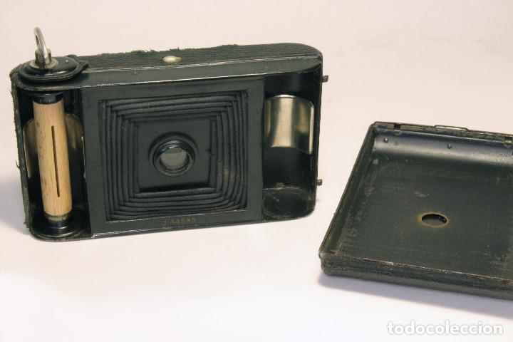 Cámara de fotos: Excelente ICA Alpha 6X6 Alemana, Año 1919 - Foto 12 - 87607220