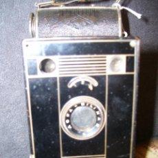 Cámara de fotos: CÁMARA DE FUELLE AGFA BILLY CLACK ( AÑO 1935 APROX...) SIN FUNDA. Lote 89253568
