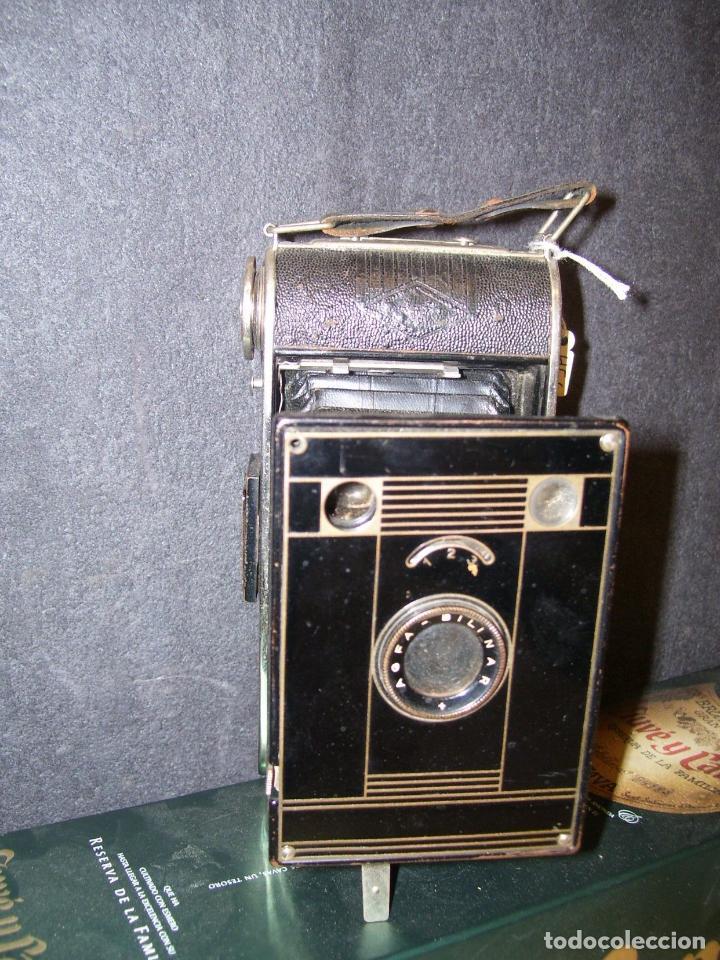 Cámara de fotos: CÁMARA DE FUELLE AGFA BILLY CLACK ( AÑO 1935 APROX...) SIN FUNDA - Foto 2 - 89253568