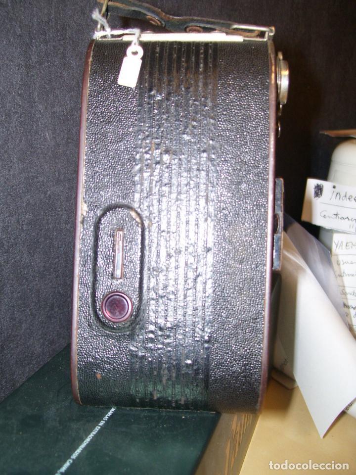 Cámara de fotos: CÁMARA DE FUELLE AGFA BILLY CLACK ( AÑO 1935 APROX...) SIN FUNDA - Foto 6 - 89253568