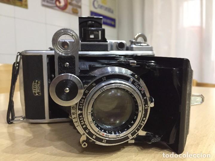 Cámara de fotos: Zeiss Ikon super-ikonta 531/2 - Foto 3 - 89714708