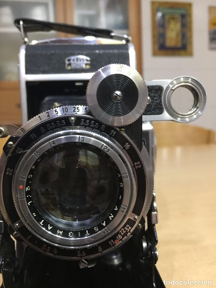 Cámara de fotos: Zeiss Ikon super-ikonta 531/2 - Foto 8 - 89714708