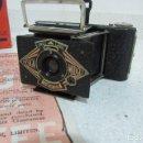 Cámara de fotos: ANTIGUA CAMARA ENSIGN MIDGET MODELO S33 - AÑO 1934. Lote 89819892