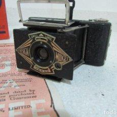 Cámara de fotos - ANTIGUA CAMARA ENSIGN MIDGET MODELO S33 - AÑO 1934 - 89819892