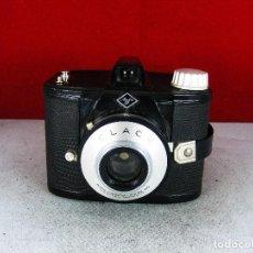 Cámara de fotos: AGFA CLACK CAMERA EN PERFECTO ESTADO OPTICO Y DE FUNCIONAMIENTO , LIMPIA +FUNDA. Lote 90961945