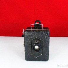 Cámara de fotos: PEQUEÑA CAMARA ZEIS IKON BOX TENGOR BABY BOX LIMPIA Y FUNCIONA. Lote 93841855