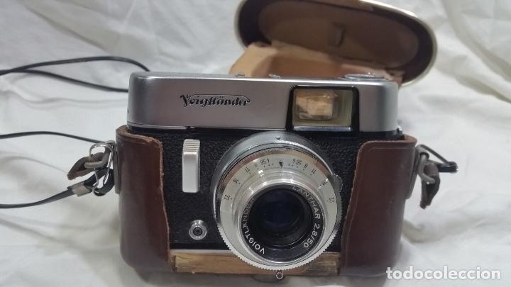 VOIGTLANDER VITO C CAMARA FOTOS VINTAGE (Cámaras Fotográficas - Antiguas (hasta 1950))