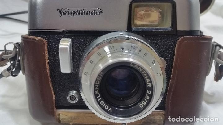Cámara de fotos: VOIGTLANDER VITO C CAMARA FOTOS VINTAGE - Foto 6 - 95806819