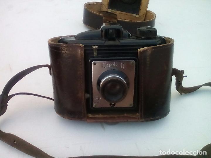 CÁMARA DE FOTOS CAPTA (Cámaras Fotográficas - Antiguas (hasta 1950))