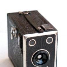Cámara de fotos: *C1934* • BALDA WERK MAX BALDEWEG ROLLBOX II • ' ART DECÓ ' BOX DE FORMATO MEDIO 6X9. Lote 96832303