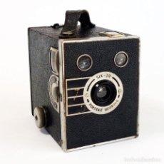 Cámara de fotos: CÁMARA SIX 20 PORTRAIT BROWNIE 1936. ÚNICA EN TC. FUNCIONA. Lote 97742683