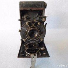 Fotokamera - ANTIGUA CAMARA KODAK VEST POCKET MODEL B DE FUELLE - 162010058