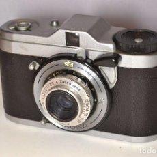 Cámara de fotos: CAMARA ZEISS IKON TAXONA - TESSAR 3,5/37,5 - REF. 1331/4. Lote 98179227