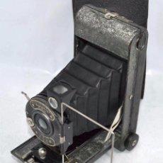 Cámara de fotos: SERIE ESPECIAL.SILVER ENSIGN POCKET ALL-DISTANCE Nº 1+FUNDA..ENGLAND 1929...GRAN ESTADO.FUNCIONA. Lote 98581255