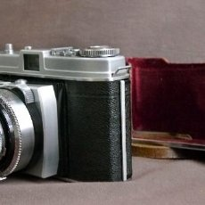 Cámara de fotos: KODAK RETINA 1B, SCHNEIDER KREUZNACH XENAR 2.8-50M. Lote 98592803