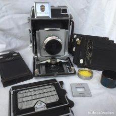 Cámara de fotos: LINHOF TECNIKA. Lote 99791788