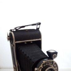 Cámara de fotos: CAMARA FOTOGRAFICA DE FUELLE BALDA, MOD JUWELLA. Lote 99970683