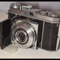 Cámara de fotos: CAMARA KODAK RETINA IA - XENAR F 3,5/50 - REF. 1555/7. Lote 100047011