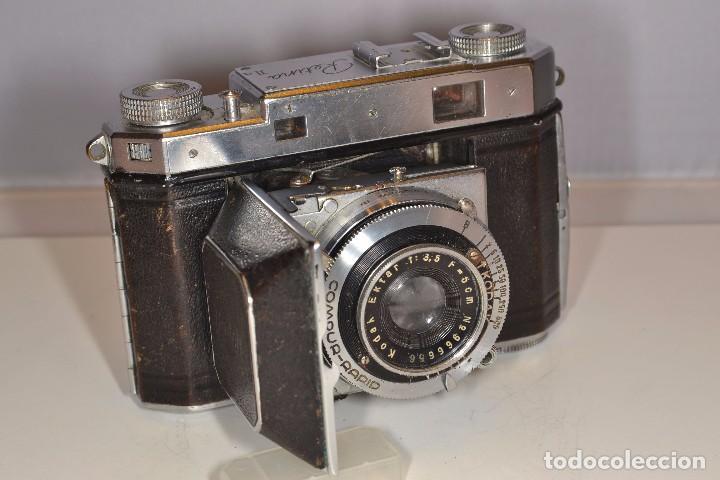 Cámara de fotos: CAMARA KODAK RETINA IIa - EKTAR 3,5/50 mm. - REF. 1555 - Foto 3 - 101964551