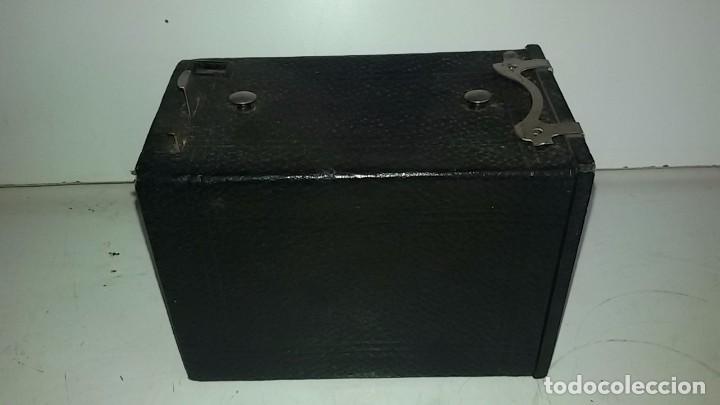 Cámara de fotos: Camara Kodak Brownie nº 2, modelo E - Foto 2 - 102078011