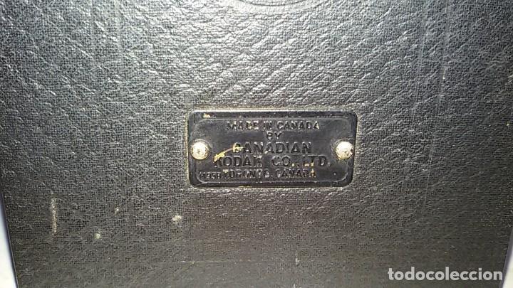 Cámara de fotos: Camara Kodak Brownie nº 2, modelo E - Foto 6 - 102078011
