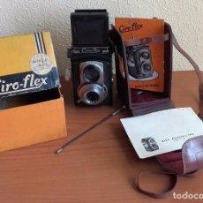 Cámara de fotos: CÁMARA FOTOGRÁFICA CIRO FLEX. ESTADOS UNIDOS. DÉCADA DE 1940.. Lote 102113459