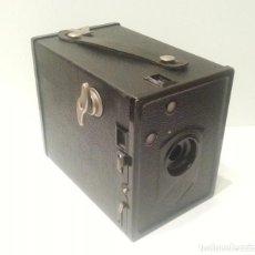 Cámara de fotos: ANTIGUA CAMARA DE CAJA AGFA BOX 44 DE 1932, DE FABRICACIÓN ALEMANA. EXCELENTE ESTADO. Lote 102270439