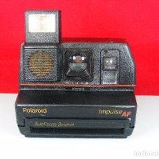 Cámara de fotos: POLAROID IMPULSE- A F FLASH INCORPORADO AUTOMATICO AUTOFOCUS . Lote 102826211