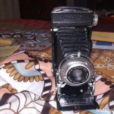 Cámara de fotos: ANTIGUA Y RARA CÁMARA DE FOTOS KODAK JUNIOR 1 EN SU CAJA MIREN FOTOS . Lote 103998835
