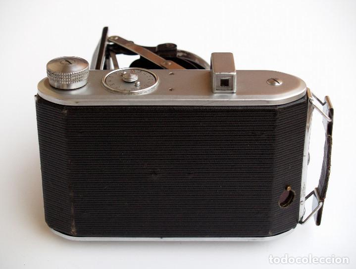 Cámara de fotos: *c1938* • Ensign SELFIX 220 Ensar f4.5 Prontor-II • formato medio DOBLE 4,5x6 y 6x6 folding - Foto 5 - 104476031