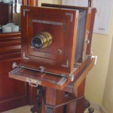 Cámara de fotos: CÁMARA DE ESTUDIO 1880-1900.MUY ESPECIAL.HISTÓRICA.. Lote 105353635