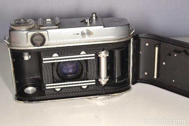 Cámara de fotos: CAMARA TELEMETRICA KODAK RETINA IIC - RETINA XENON C 2,8/50 - REF. 1576 - Foto 8 - 105642723