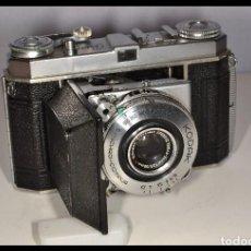 Cámara de fotos: CAMARA KODAK RETINA IA - RETINA XENAR 3,5/50 - REF. 1581. Lote 105711103