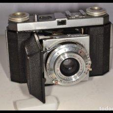 Cámara de fotos: CAMARA KODAK RETINETTE TYP. 017 - REOMAR 4,5/50 - REF. 1571/5. Lote 105712927
