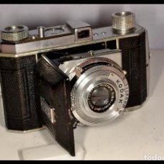 Cámara de fotos: CAMARA KODAK RETINA I - KODAK COMPUR ANASTIGMAT 3,5/50 - REF. 1571/6. Lote 105716379