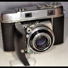 Cámara de fotos: CAMARA KODAK RETINA IIC - RETINA XENON C - 2,8/50 MM. - REF. 1570/3. Lote 105722355