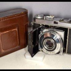 Cámara de fotos: CAMARA KODAK RETINA IA - RETINA XENAR F 3.5/50 - REF. 1581/4. Lote 105777355
