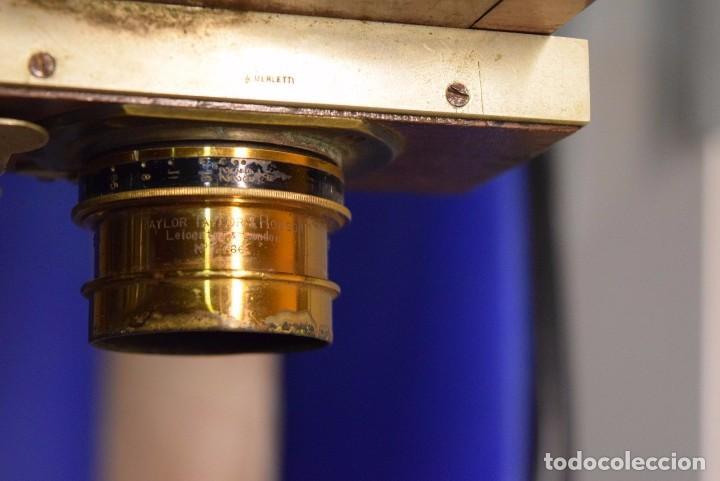 Cámara de fotos: Cámara De Madera Especial. con Taylor Hobson Serie III - Foto 5 - 105815099