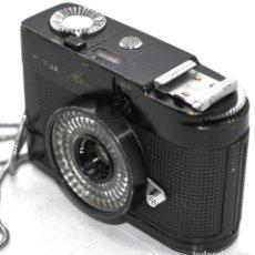 Cámara de fotos: RAREZA, SUBMINIATURA 10 CM..JAPON 1964..FUJICA MINI..MEDIO CUADRO 18X24 MM..BUEN ESTADO..FUNCIONA. Lote 112245327