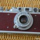 Cámara de fotos: ZORKY CCCP.MADE IN URSS.RED EDITION.LEICA RUSA TIPO IIIC. Lote 106690063