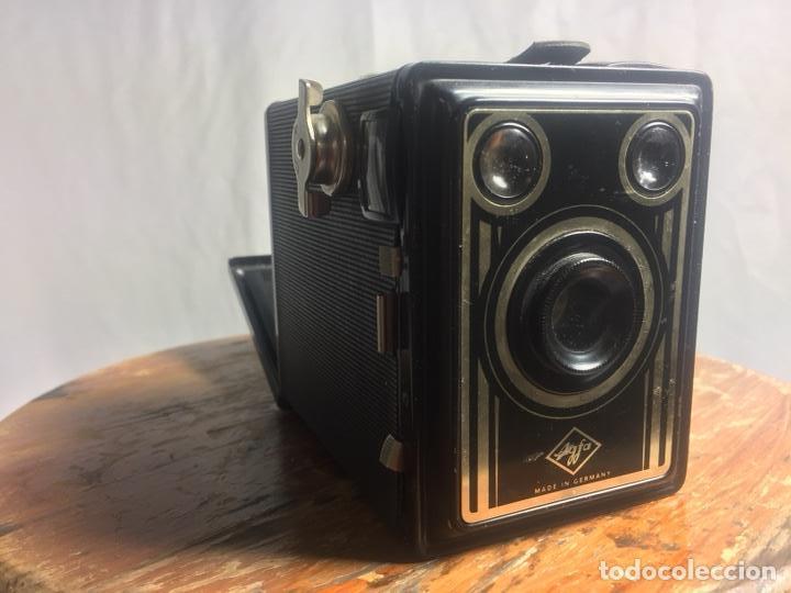 AGFA BOX CÁMARA (Cámaras Fotográficas - Antiguas (hasta 1950))