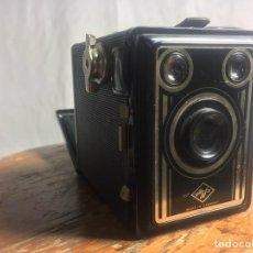 Cámara de fotos: AGFA BOX CÁMARA. Lote 107193742