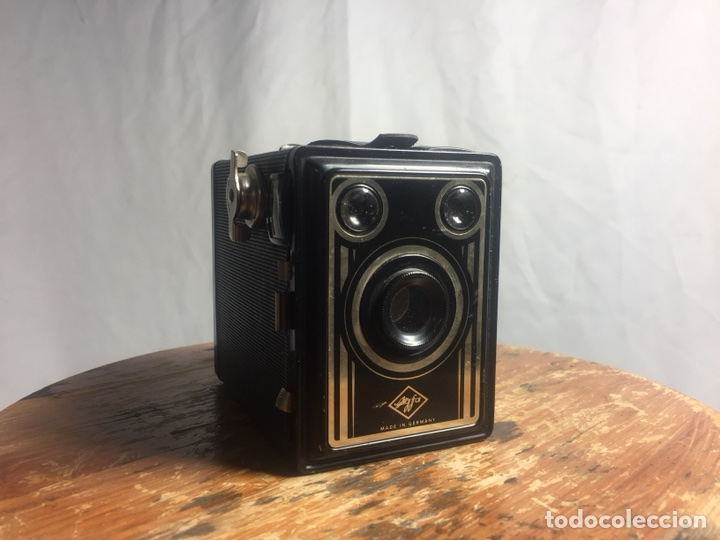 Cámara de fotos: Agfa Box cámara - Foto 6 - 107193742