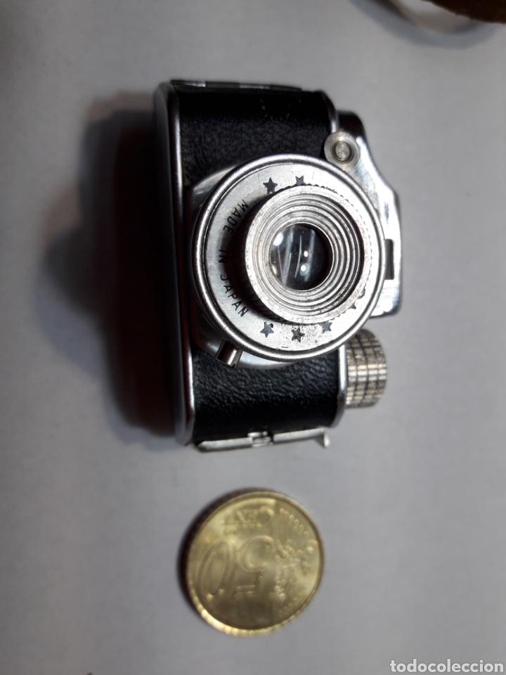 Cámara de fotos: Cámara mini antigua espía Toyoca en funda original - Foto 5 - 107212318