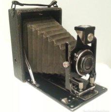 Cámara de fotos: CÁMARA DE PLACAS DEHEL DEMARIA LAPIERRE CALEB PARIS DE 1920. Lote 107574627