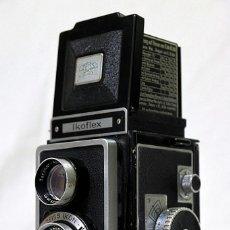 Cámara de fotos: CÁMARA ANTIGUA DEL FABRICANTE CARL ZEISS.DE LOS AÑOS 1950.. Lote 107831627